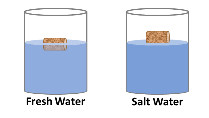 how to get fresh water from salt water